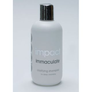 Impact Immaculate Shampoo 250ml hair products £14.25 image