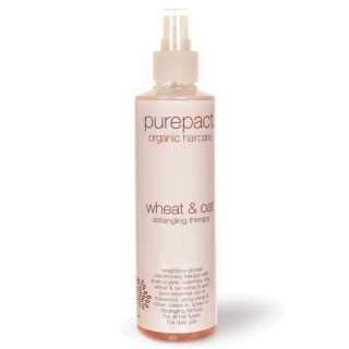Old Style Purepact Wheat and Oat Detangling Therapy + Pump 1000ml  £19.95 image