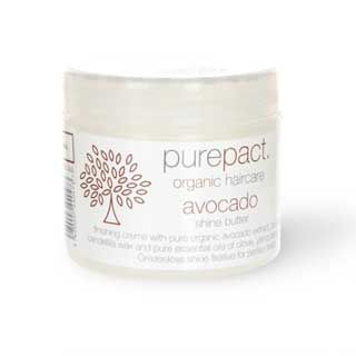 New Purepact Avocado Shine Butter 50ml  £16.20 image