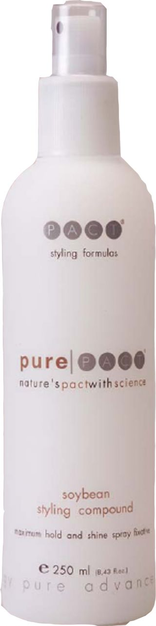 Purepact Soybean Styling Compound 250ml hair care products £6.98 image
