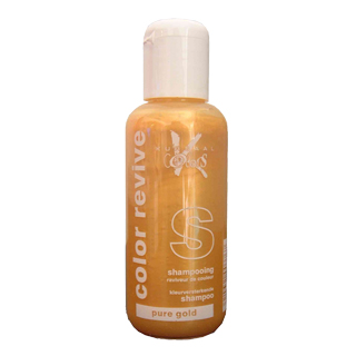 Color Revive Colour Shampoo Pure Gold (wheat) 125ml  £13.95 image