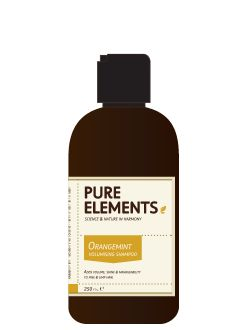 Pure Elements Orangemint Volumising Shampoo  250ml  £17.25 image