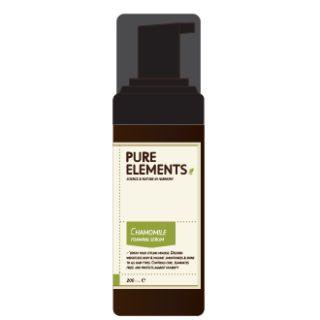 Pure Elements Chamomile Foaming Serum 175ml  £21.95 image