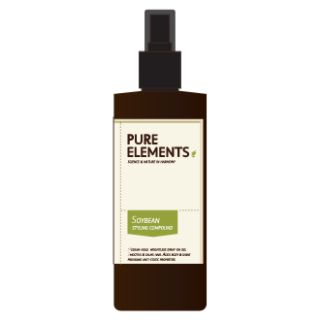 Pure Elements Soybean Styling Compound 200ml  £21.95 image