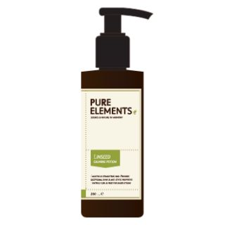 Pure Elements Linseed Calming Potion 200ml  £21.95 image