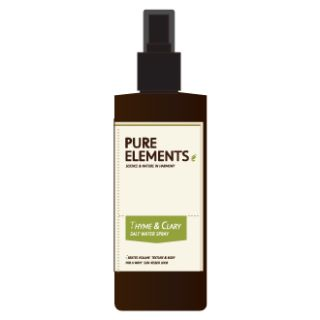 Pure Elements Thyme and Clary Salt Water Spray 200ml  £20.85 image