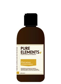 Pure Elements Patchouli Softening Shampoo 250ml  £17.25 image