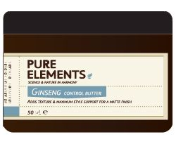 Pure Elements Ginseng Control Butter 80ml  £21.95 image
