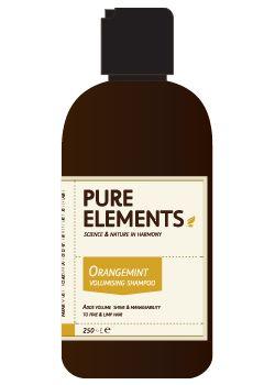 Pure Elements Orangemint Volumising Shampoo + Pump 1000ml  £59.00 image