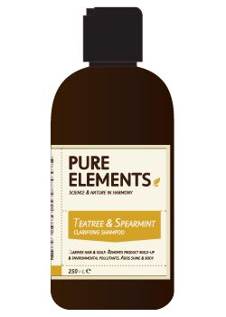 Pure Elements Tea Tree and Spearmint + Pump 1000ml  £59.00 image