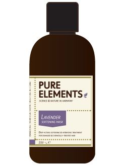 Pure Elements Lavender Softening Mask + Pump 1000ml  £64.00 image