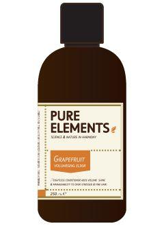 Pure Elements Grapefruit Volumising Elixir + Pump 1000ml  £59.00 image