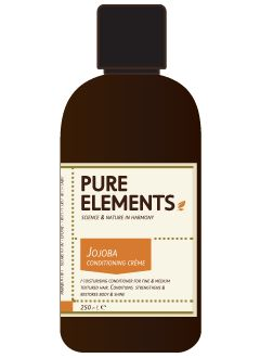 Pure Elements Jojoba Conditioning Creme + Pump 1000ml  £59.00 image