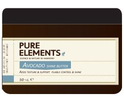Pure Elements Avocado Shine Butter 80ml  £22.50 image