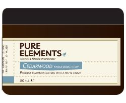 Pure Elements Cedarwood Moulding Clay 80ml  £22.95 image