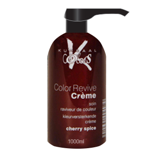 Color Defence Colour Conditioner Wine  ( Color Revive Cherry Spice)  1000ml  £89.99 image