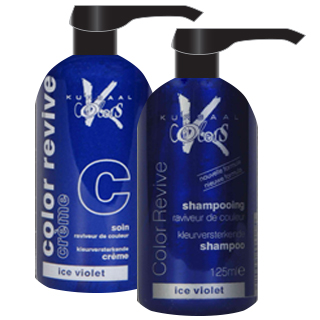 Color Revive Ice Violet (platinum) Combo Offer  1000ml  £175.00 image