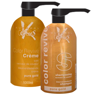 Color Revive Pure Gold (wheat) Combo Offer  1000ml  £175.00 image